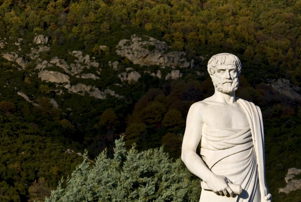 Aristotle's View of Politics and society as a whole
